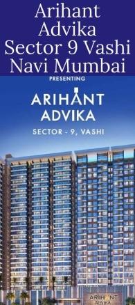 Arihant Advika Sector 9 Vashi Navi Mumbai
