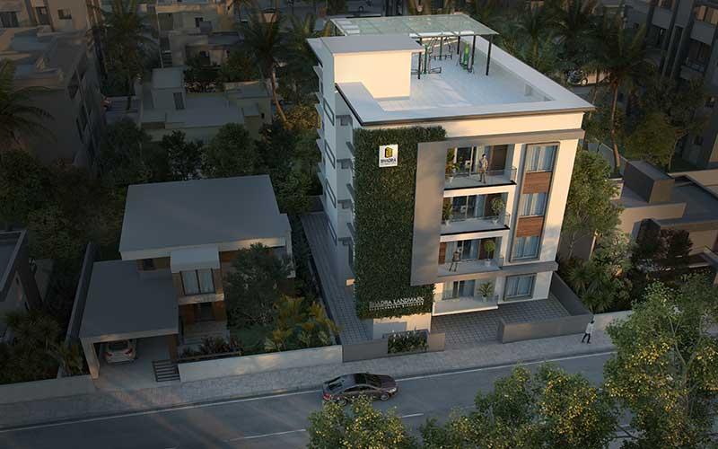 Basavangudi apartment sale bangalore