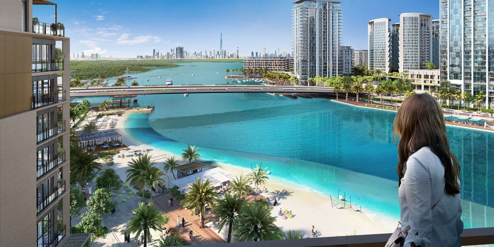 Emaar Sunset Creek Beach Dubai