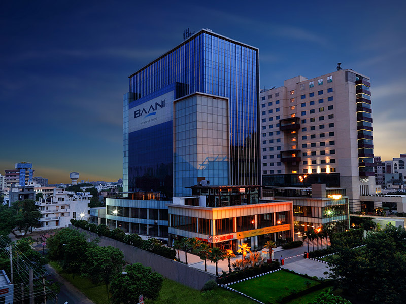 Office Space Lease Baani The Address Golf Course Road Gurgaon