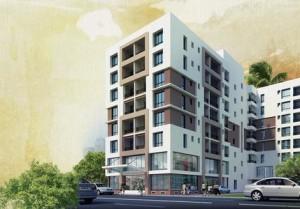 1467 sq ft Rash Behari Avenue Apartment Sale Kolkata