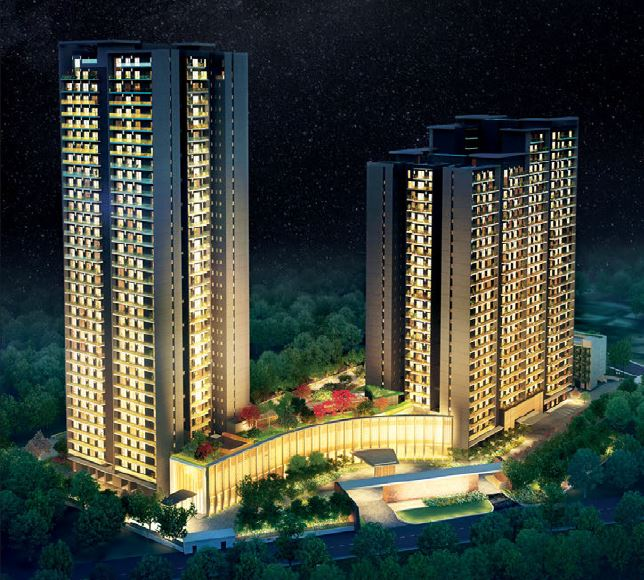 Project Krisumi Waterfall Residences Sector 36A Gurgaon