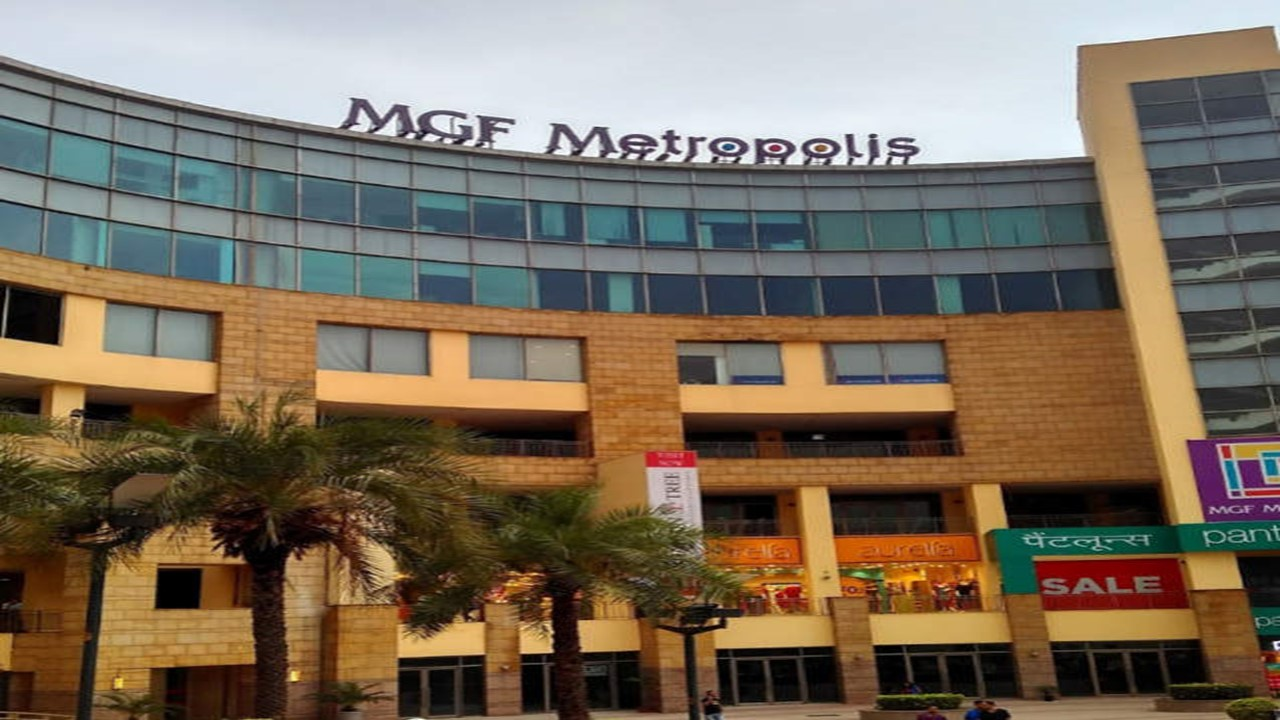 Commercial Space Lease MGF MetropolisMall MG Road Gurgaon