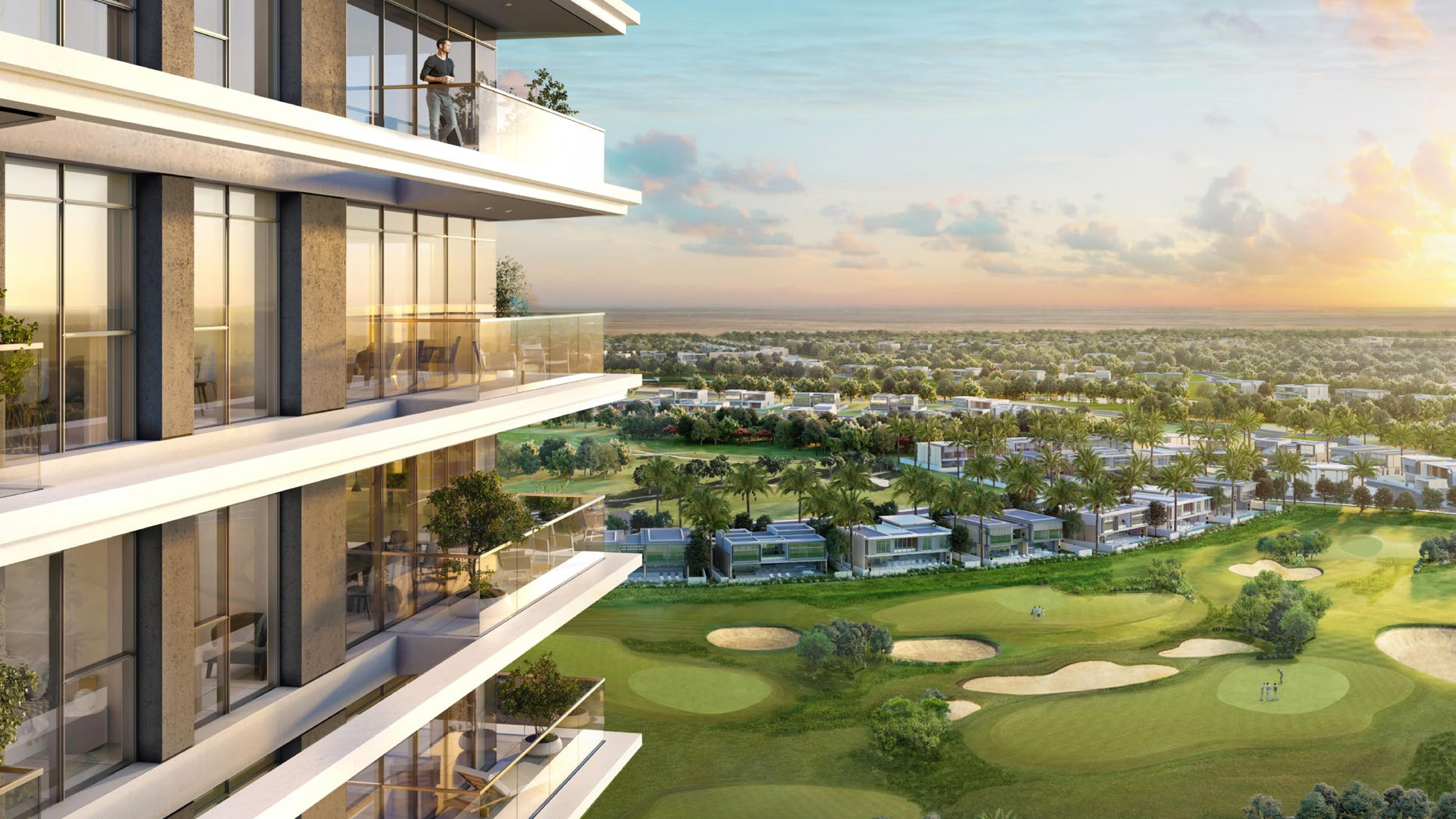 Emaar Golf Suites Dubai Hills Dubai