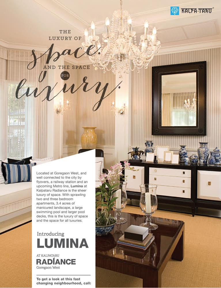 Kalpataru Pre Launch Lumina Goregaon West Mumbai
