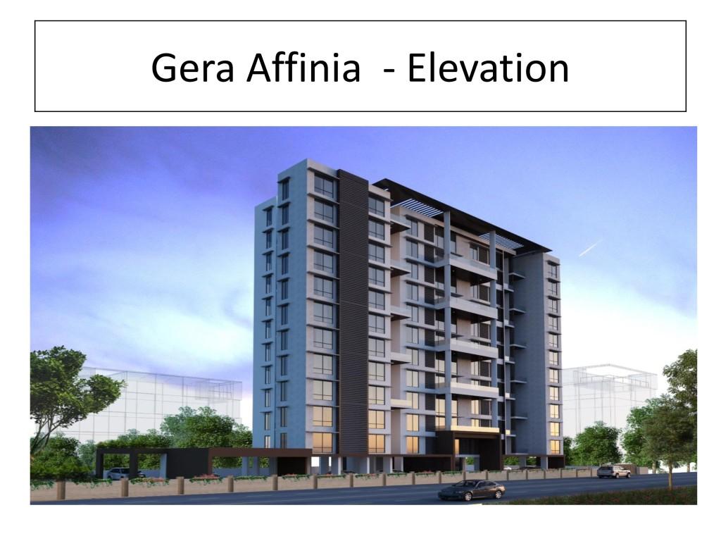 Gera Pre Launch Affinia Baner Pune