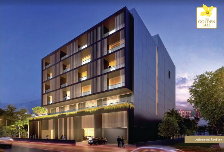 Project Panchshil Realty The Golden Bell Mundhwa Pune